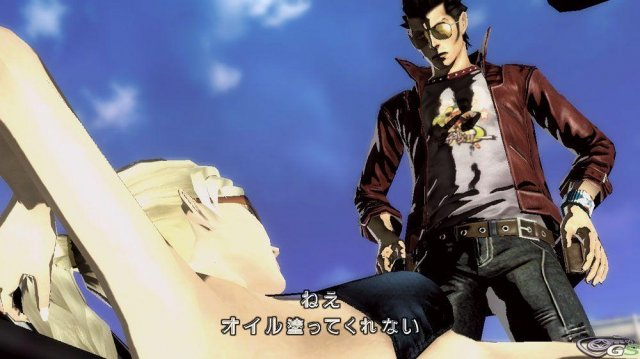 No More Heroes: Paradise of Heroes immagine 21659