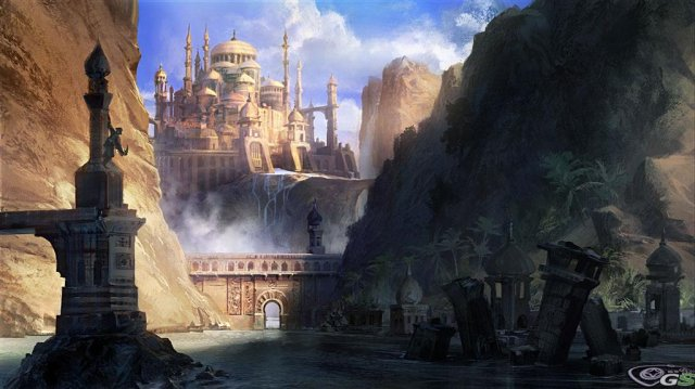 Prince of Persia: Le Sabbie Dimenticate immagine 22102