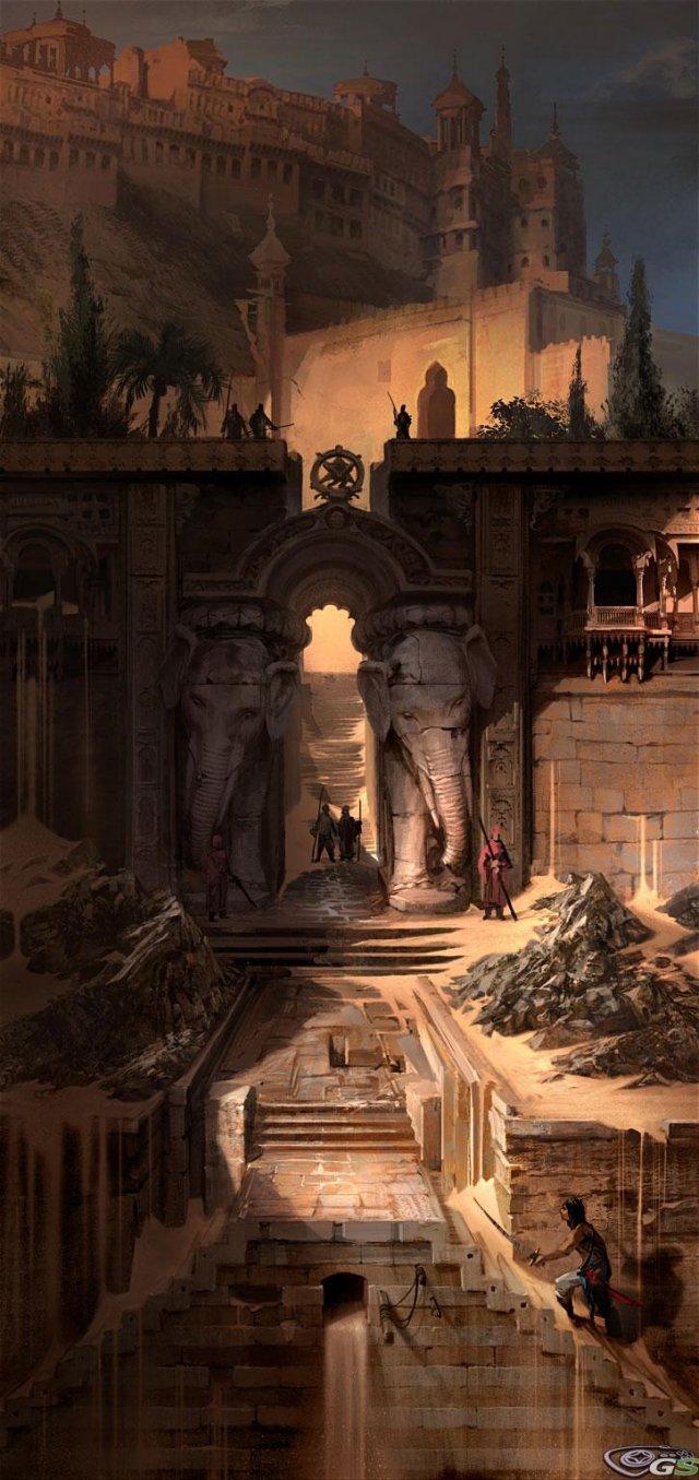 Prince of Persia: Le Sabbie Dimenticate immagine 22105