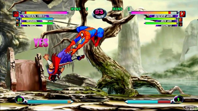 Marvel vs Capcom 2 - Immagine 17929