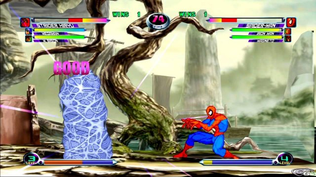 Marvel vs Capcom 2 - Immagine 17931