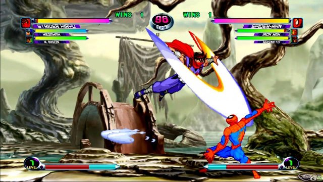 Marvel vs Capcom 2 - Immagine 17935