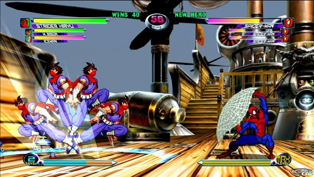 Marvel vs Capcom 2 - Immagine 17937