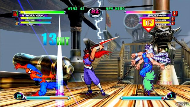 Marvel vs Capcom 2 - Immagine 17939