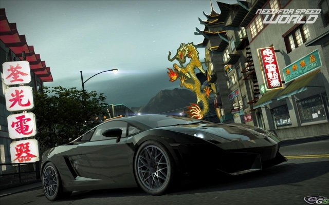 Need for Speed World Online immagine 26947