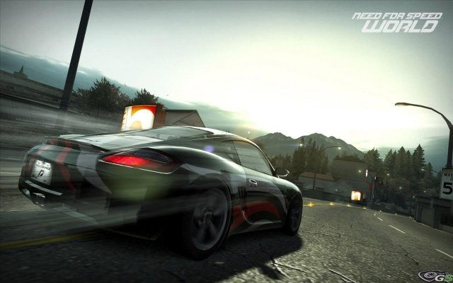 Need for Speed World Online immagine 26948