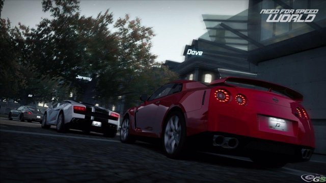 Need for Speed World Online immagine 26951