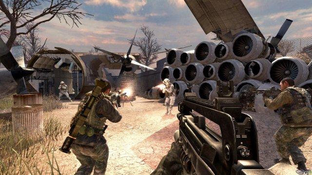 Call Of Duty: Modern Warfare 2 immagine 26926