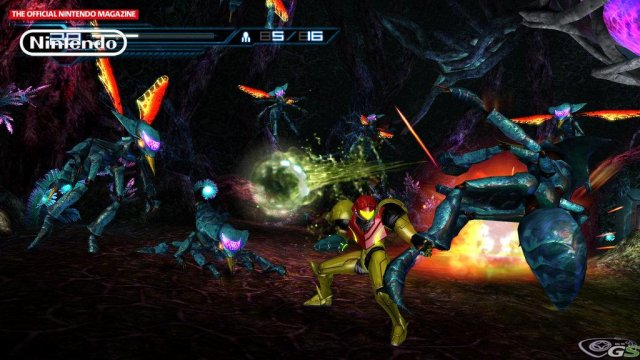 Metroid Other M immagine 30691