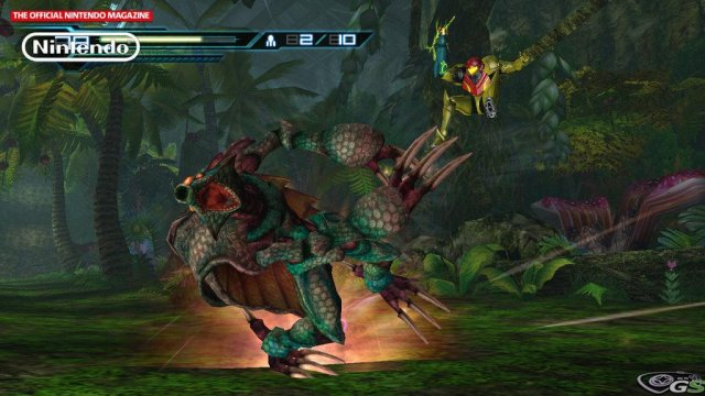 Metroid Other M immagine 30693
