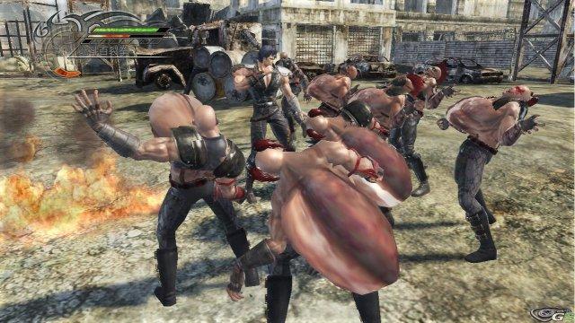 Fist of the North Star: Ken's Rage immagine 28457