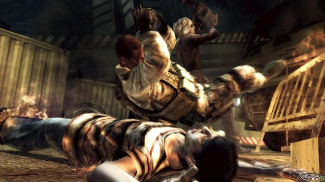 Resident Evil 5: Gold Edition - Immagine 23126