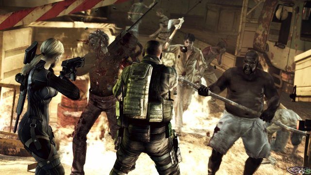 Resident Evil 5: Gold Edition - Immagine 23127