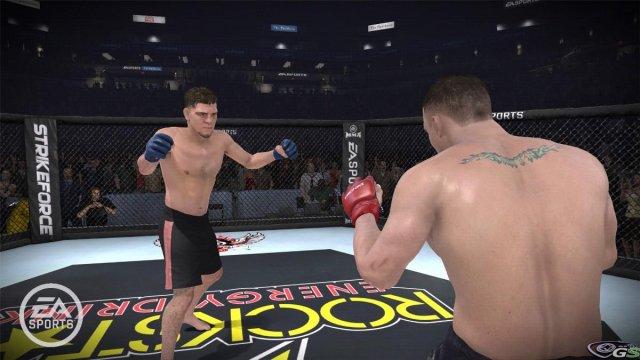 EA Sports MMA immagine 25195