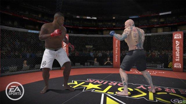 EA Sports MMA immagine 25198