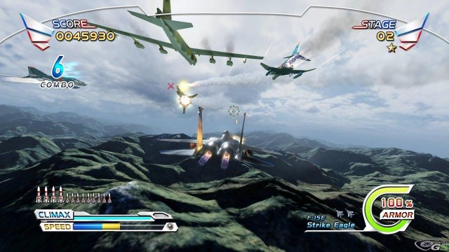 After Burner Climax immagine 23368