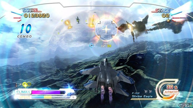 After Burner Climax immagine 23371