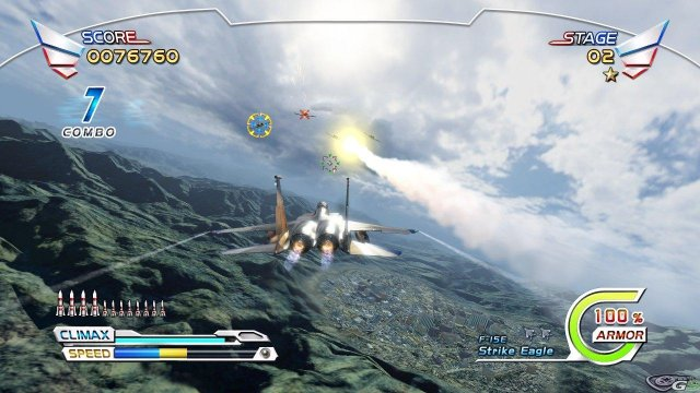 After Burner Climax immagine 23373
