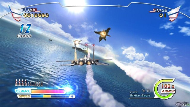After Burner Climax immagine 23375