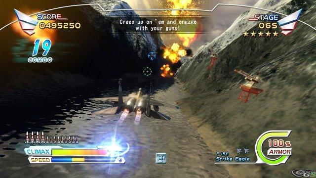 After Burner Climax immagine 25383