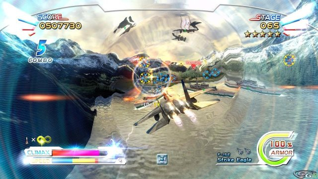 After Burner Climax immagine 25385