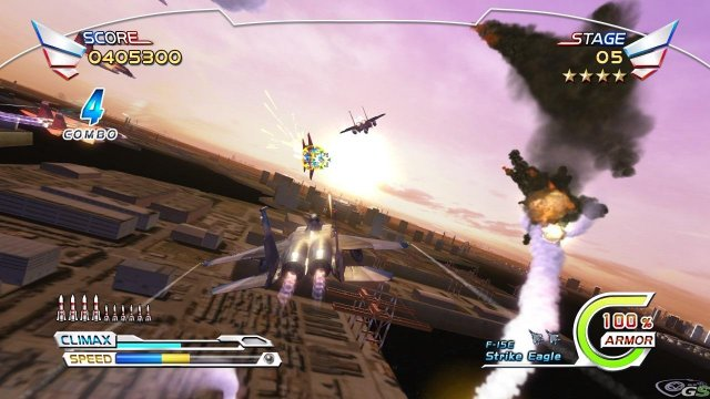 After Burner Climax immagine 25389