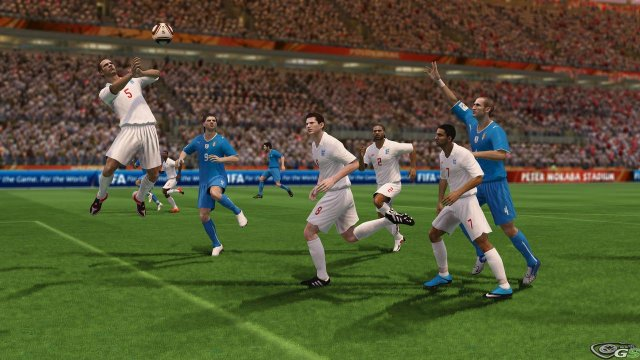 Mondiali FIFA Sudafrica 2010 - Immagine 25291