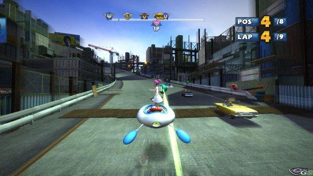 Sonic & SEGA All-Stars Racing immagine 23567