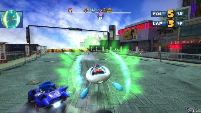 Sonic & SEGA All-Stars Racing immagine 23568