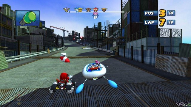 Sonic & SEGA All-Stars Racing immagine 23569