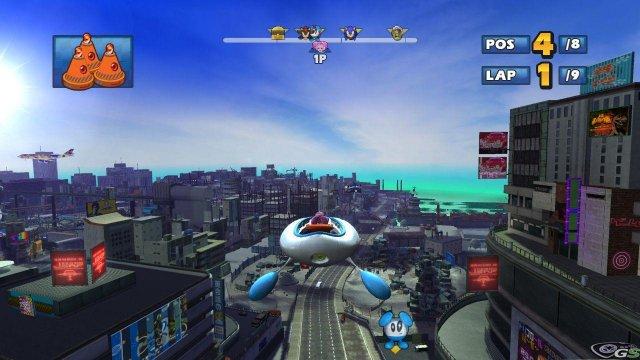 Sonic & SEGA All-Stars Racing immagine 23571