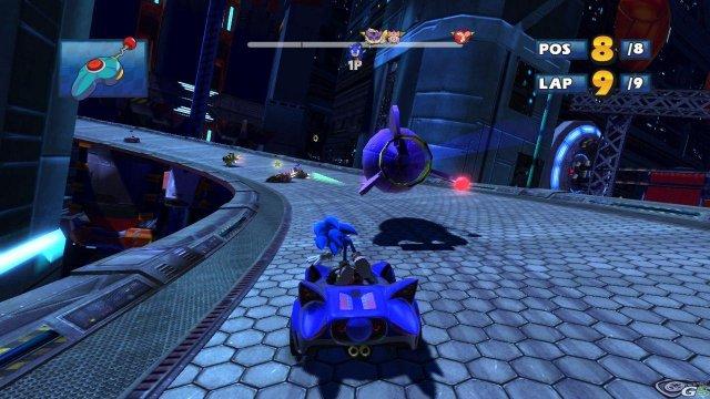 Sonic & SEGA All-Stars Racing immagine 23572