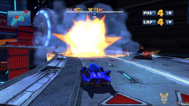 Sonic & SEGA All-Stars Racing immagine 23574