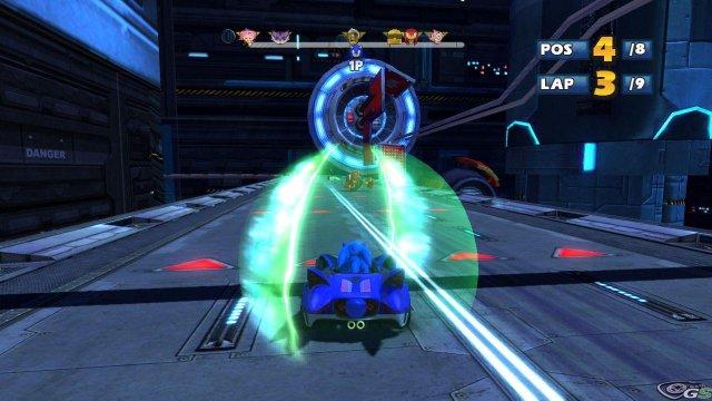 Sonic & SEGA All-Stars Racing immagine 23575