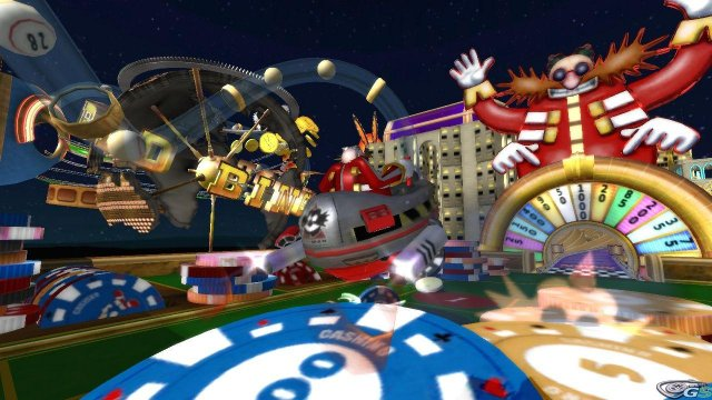 Sonic & SEGA All-Stars Racing immagine 23585