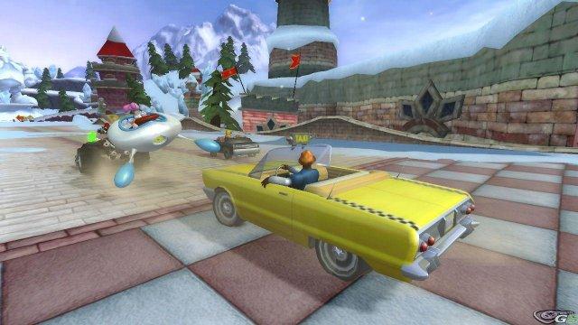 Sonic & SEGA All-Stars Racing immagine 23589