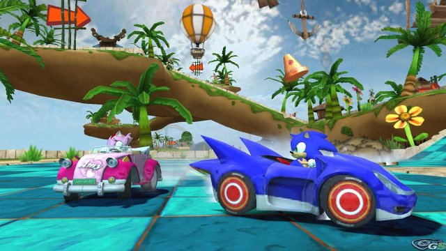 Sonic & SEGA All-Stars Racing immagine 23590