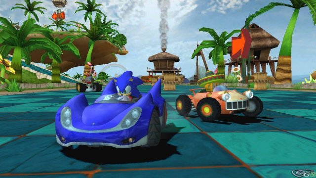 Sonic & SEGA All-Stars Racing immagine 23591