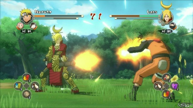 Naruto Ultimate Ninja Storm 2 - Immagine 28718