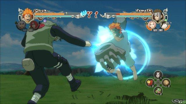 Naruto Ultimate Ninja Storm 2 immagine 33092