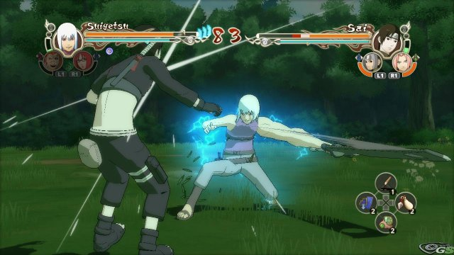 Naruto Ultimate Ninja Storm 2 immagine 33094