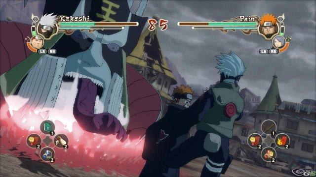 Naruto Ultimate Ninja Storm 2 immagine 33096