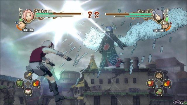 Naruto Ultimate Ninja Storm 2 immagine 33098