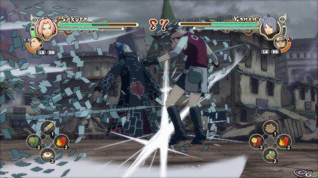 Naruto Ultimate Ninja Storm 2 immagine 33100
