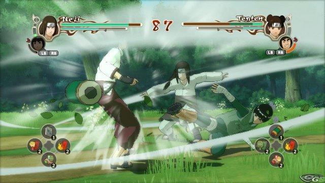 Naruto Ultimate Ninja Storm 2 immagine 33102