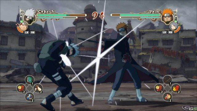 Naruto Ultimate Ninja Storm 2 immagine 33104