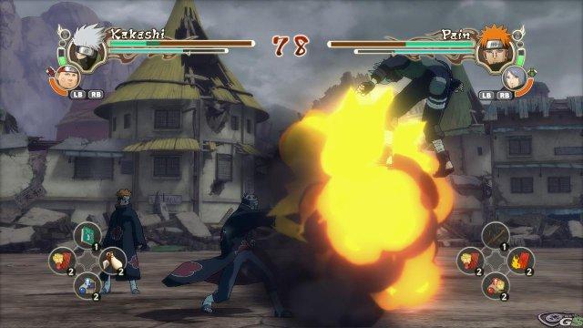 Naruto Ultimate Ninja Storm 2 immagine 33108
