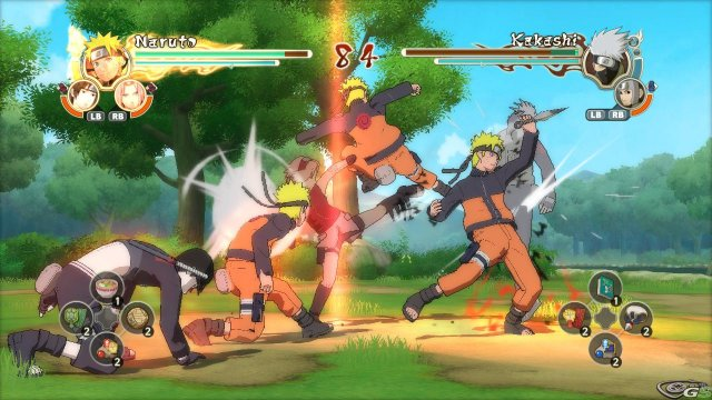 Naruto Ultimate Ninja Storm 2 immagine 33110