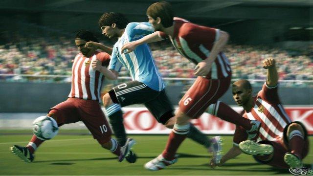Pro Evolution Soccer 2011 immagine 32608
