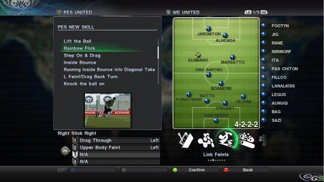 Pro Evolution Soccer 2011 immagine 29321